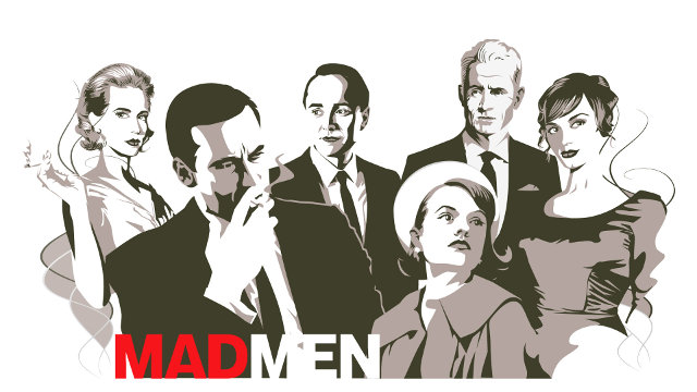 Top 4 Marketing Lessons from Mad Men