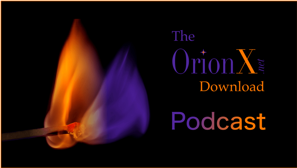 OrionX Download Podcast
