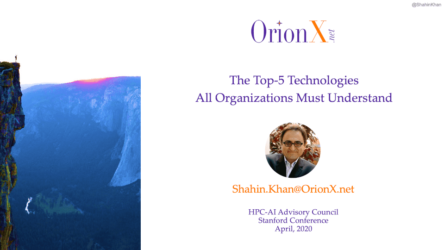 OrionX-HPCAI-2020-update-20200423i