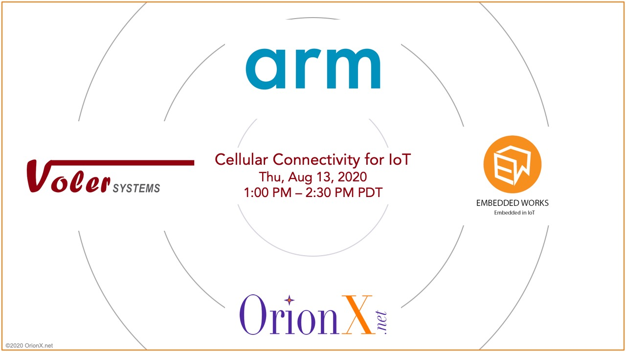 Not just Wi-Fi & BLE: Cellular Connectivity for IoT and Enterprise Requirements